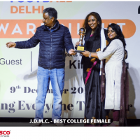 JDMC best college female 2