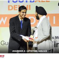Joginder ji_lifetime service 2