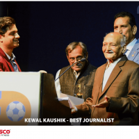Kewal kaushikh_best journalist 2